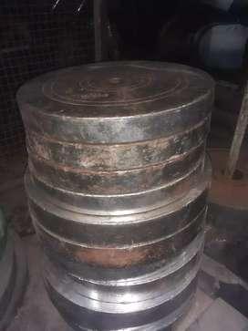Steel plate 45/kg