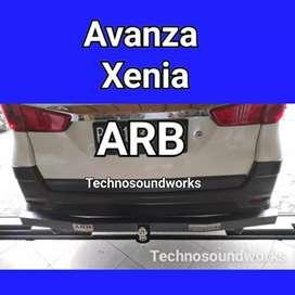 Paket depan ARB avanza xenia model petak towing