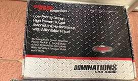 Power amplifier speaker mobil dominations RS YG 4500