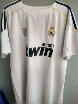 jersey REAL MADRID ORI 2008-2009