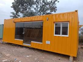 Mobile container /office guard room/porta cabin available