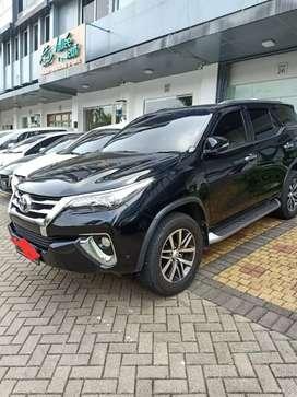 (Harga CASH)Jual cepat Toyota Fortuner VRZ AT 4x2