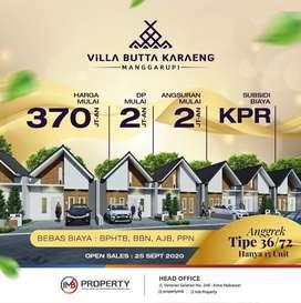 Dijual rumah di Perumahan Villa Butta Karaeng