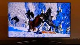 Best offer Samsung 65 Android 4k led 1 year warranty