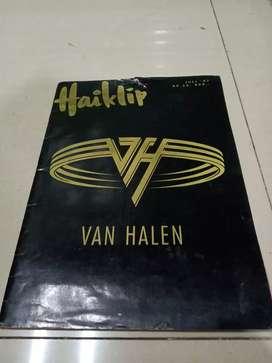 Majalah Hai Klip tahun 1997 Van Halen