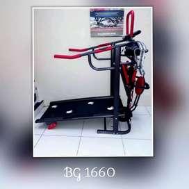 Jual Treadmill // Sepeda Statis // Home Gym // TL 004