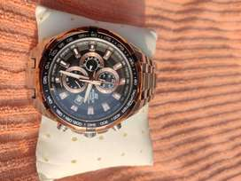 Casio edifice wrist watch for men