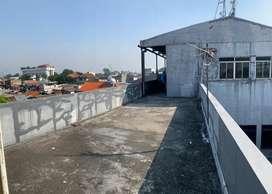 Disewakan lahan Rooftop untuk tower seluler BTS 4G 5G