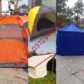 We Have Different Types Of Camping Tents