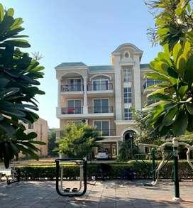 Omaxe Villa floor for sale New Chandigarh
