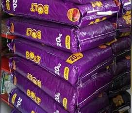 Makanan kucing murah merk bolt