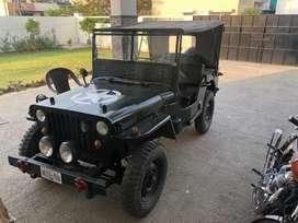 Willyz original ford jeep wid toyota 2c diesel engine rc valid till 21