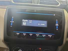 Dzire vxi music system with Bluetooth, display, aux, pen drive,usb etc