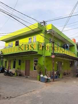 Dijual Rumah Kos-kosan Lokasi Legenda Malaka - Batam