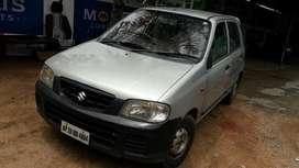 Maruti Suzuki Alto LXi BS-IV, 2007, LPG
