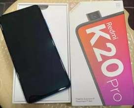 REDMI K20 PRO 6GB RAM AND 128GB ROM