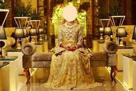 One time used Luxury Wedding dress for Bride