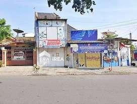Ruang usaha kecil strategis disewakan di Pasar Nongko, Punggawan, Solo