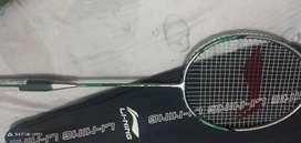 Badminton racket,Brand- Li-Ning,Modelno.:XP 80 lV