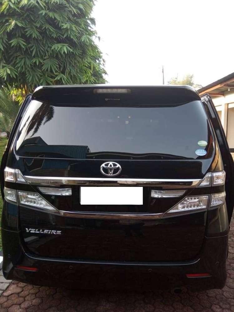 Toyota Alphard 2.4G Ciomas 465 Juta #8