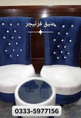 Coffee Chairs with Table