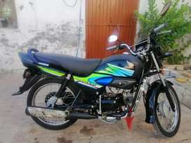 Honda pridar 2019 lush condition