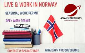 Live and work in Norway