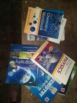 Icse books of class 9