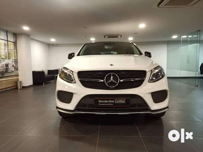 Mercedes-Benz GLE COUPE 43 4MATIC, 2018, Petrol 0