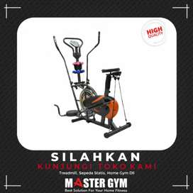 Alat Fitness Sepeda Statis MG/543 - Kunjungi Toko Kami