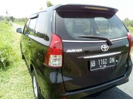 All new avanza E up G 2013 awal siap pakai