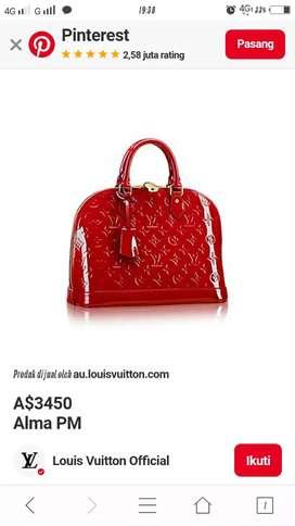Tas Louise Vuitton