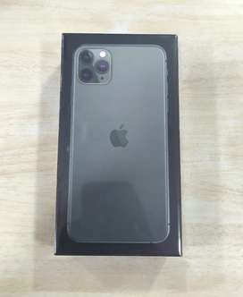 iPhone 11pro max 512gb brand new sealed with Warranty