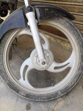 Meg wheels