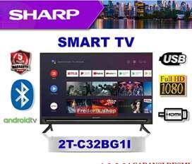 Ĺed sharp 32BG1i(android tv)