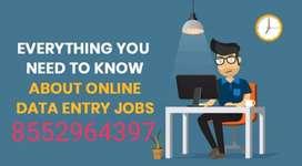 OFFLINE HOME BASE job DATA ENTRY TYPING WORKS