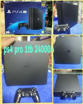 Ps4/Ps3/Ps2/Xbox 360/Xbox one/PS VR/PSvita preowned consoles available