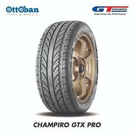 Ready Stok GT Radial - CHAMPIRO GTX PRO - 195 50 R 15 BL TL