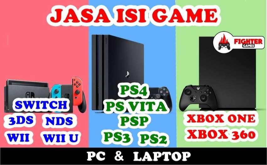 I.S.I GAME PS4 PS3 PS2 XBOX PS VITA PSP 3DS WII NDS PC LAPTOP