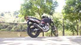 Yamaha scorpio 2009 awal