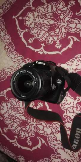 DsLR cacon 1100D. Good condition