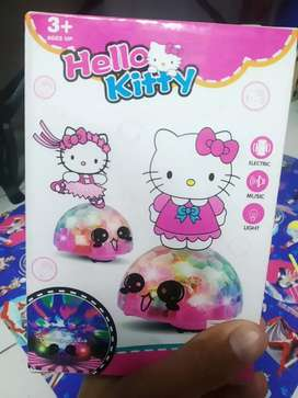 Mainan anak helokity dance n lampu baru