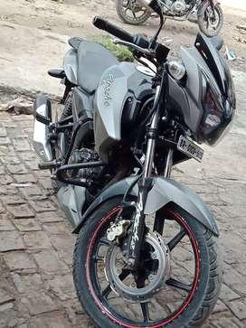 Apache RTR 160 gray