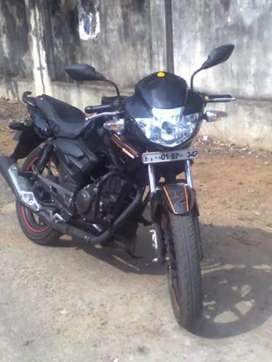 Good condition regularly serviced and maintained bike for sale