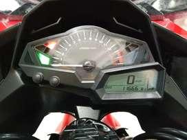 NINJA 250 R FI MERAH TAHUN 2015 ANUGERAH MOTOR RUNGKUT TENGAH
