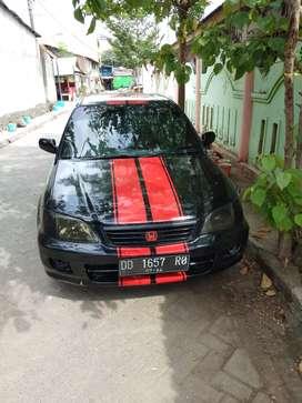 Jual mobil honda city tahun 2001
