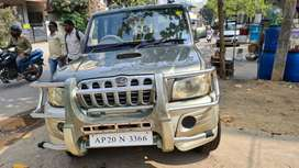 Mahindra Scorpio 2006-2009 SLX 4WD, 2007, Diesel