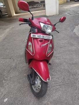 Hero Honda Pleasure - 102cc , only 15235 kms driven