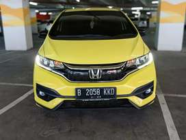 Honda JAZZ RS AT 2017/2018 YELLOW
