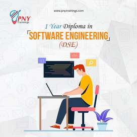 1 Year Diploma in Software Engineering (DSE) at Arfa Tower Lahore